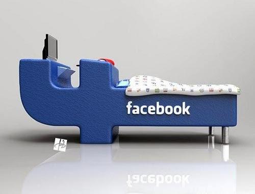 هل انت مدمن فيس بوك  لا تحجل ادخل واقتني لنفسك سريرا