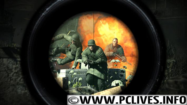 download full version pc game Sniper Elite V2 free
