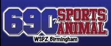 WSPZ 690 The Sports Animal