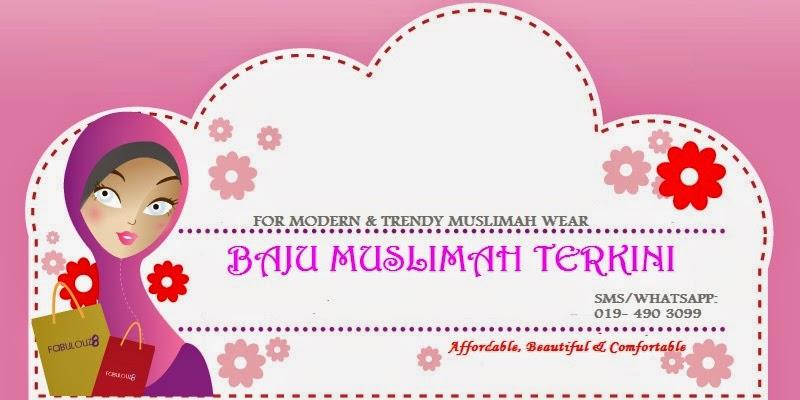 Bisnes Baju Muslimah Terkini