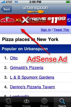 Cara Termudah Menampilkan Iklan Adsense di mobile (Hp) Tanpa Koding