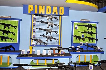 TNI Kekurangan 450 Juta Peluru