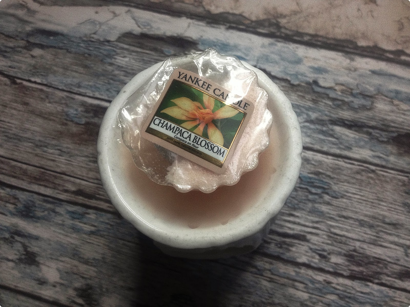 Champaca Blossom, Yankee Candle