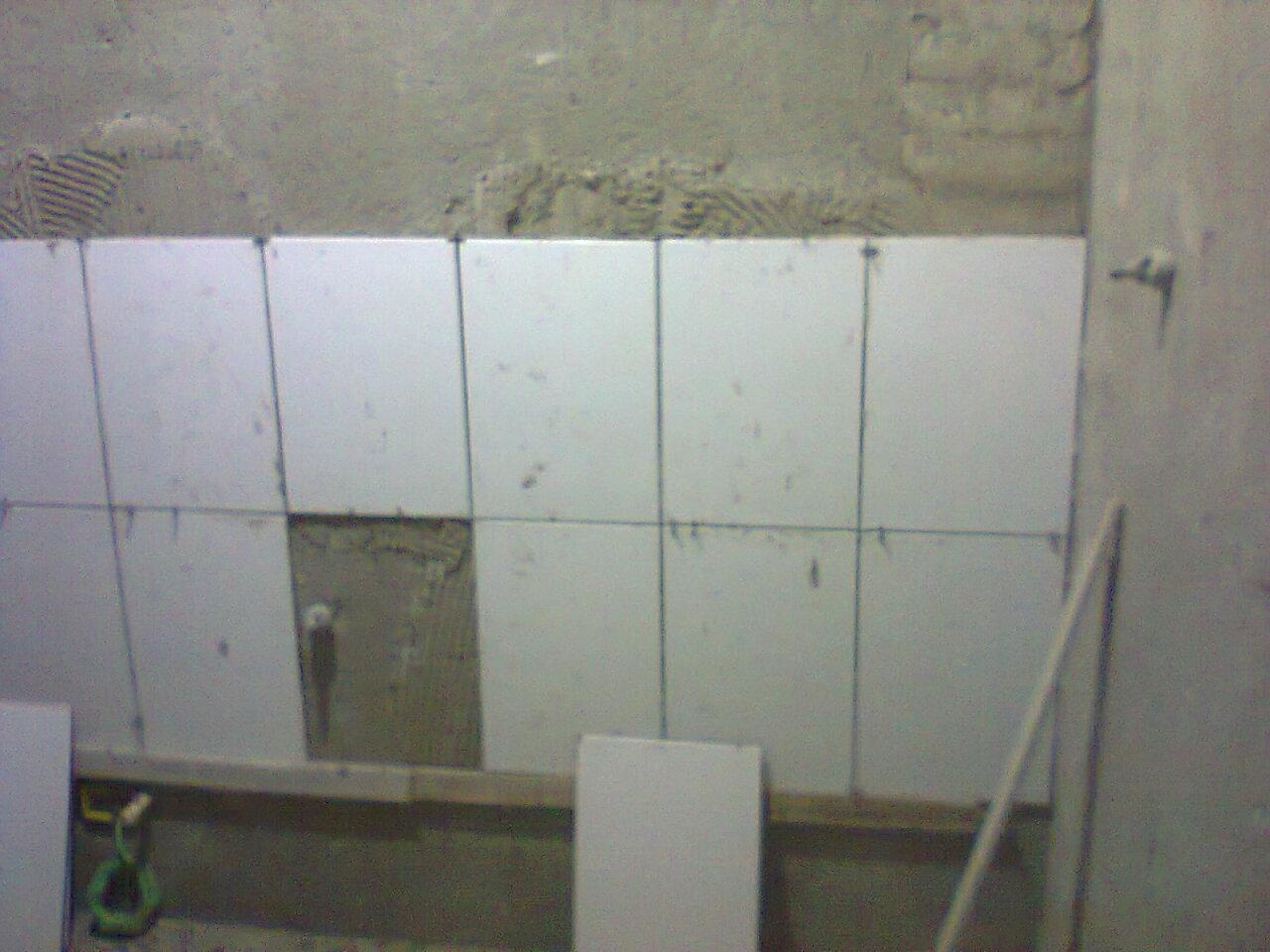 CASA R&W: Revestimento e piso do banheiro da suite #505845 1280x960 Banheiro Com Revestimento E Grafiato