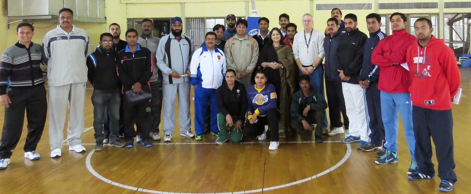 Bfi Fiba And Nba Join Hands To Organize Basketball Coaching