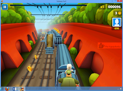 PC Game) Subway Surfers For PC.