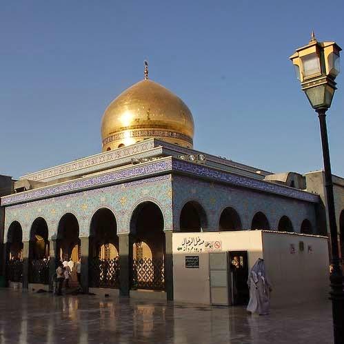 Masjid Saida Zeinab - Damascus - Syria