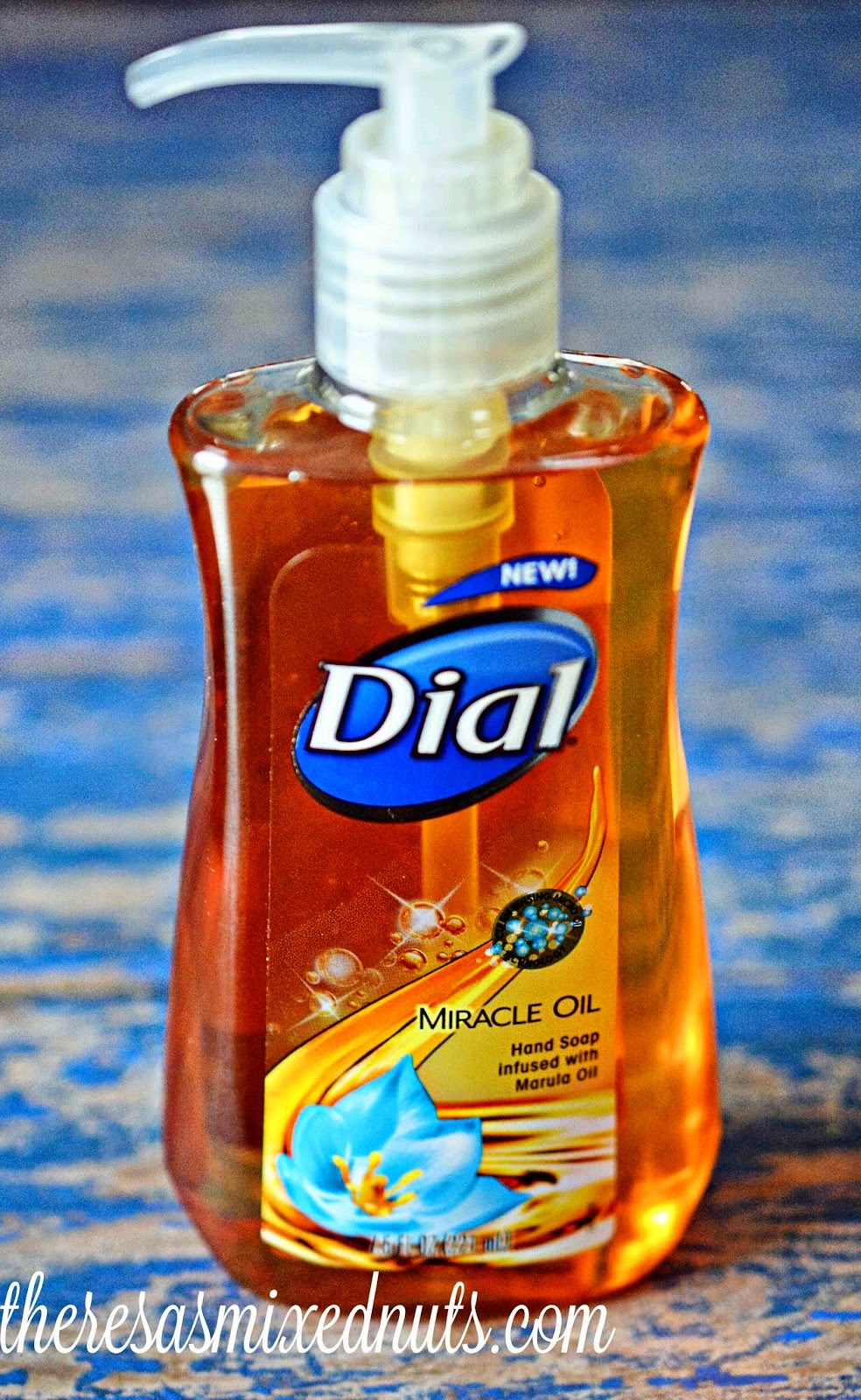 Enter To Win Dial Miracle Oil Hand Soap