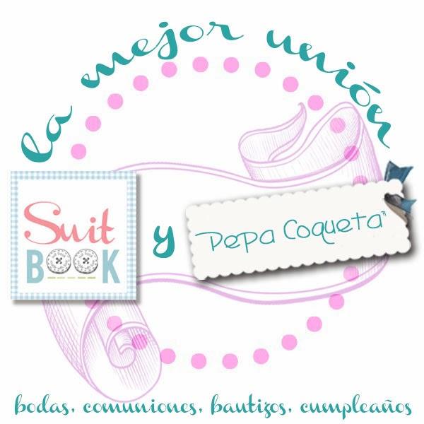 pepa coqueta, suitbook, trabajos unicos, trabajos personalizados, diseño
