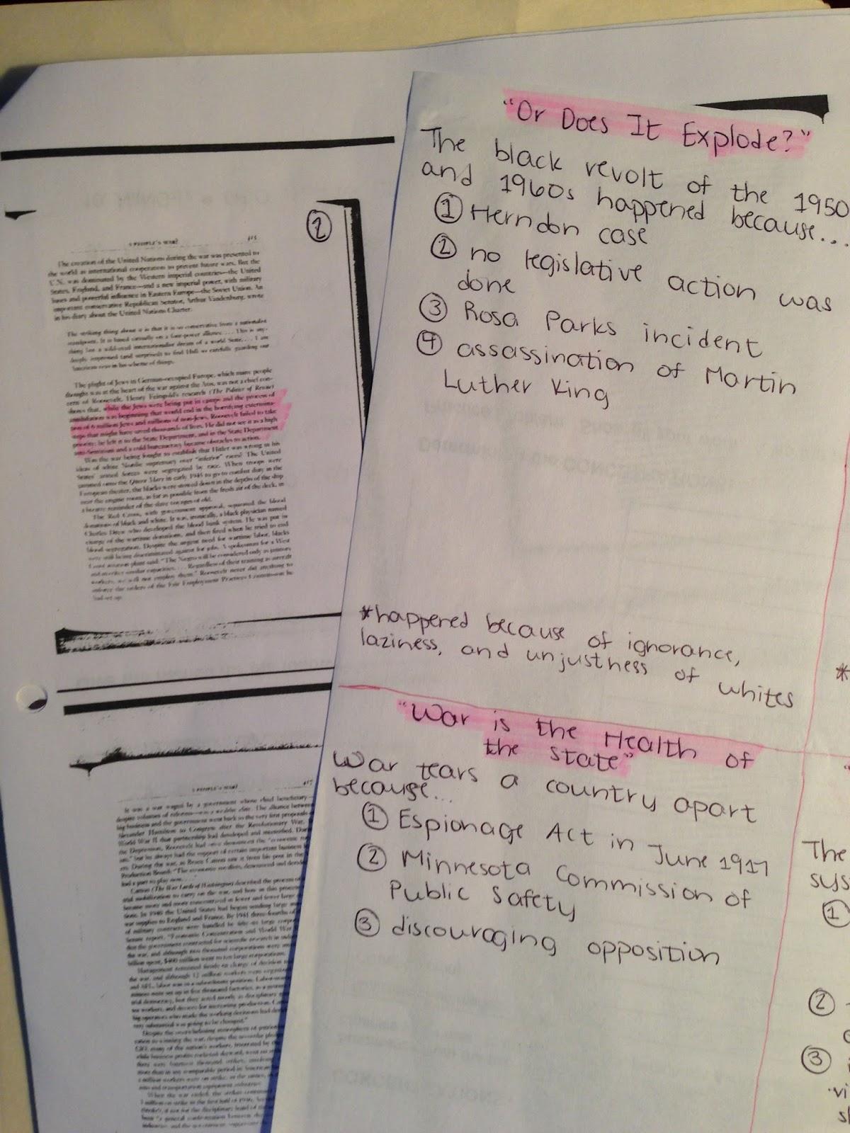 pt school essay