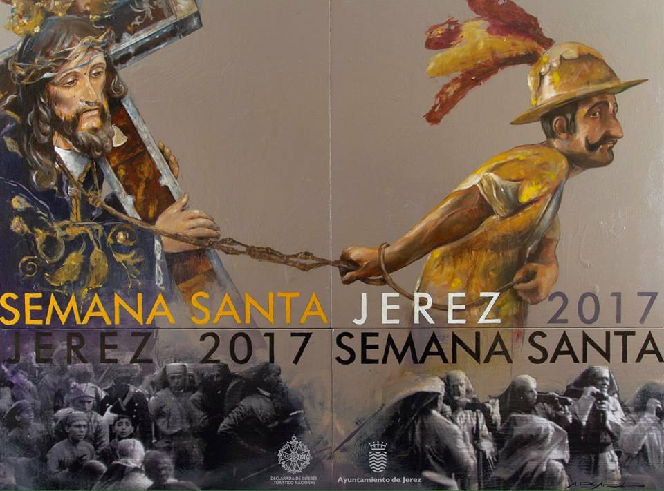 CARTEL DE UUHH DE JEREZ DE LA FRONTERA PARA 2017