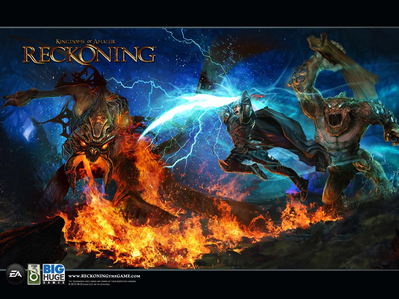 The Elderly Gamer Kingdoms Of Amalur Reckoning Game