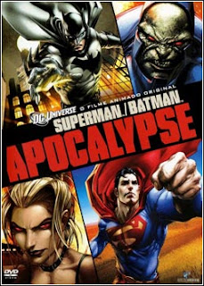 Download - Superman/Batman - Apocalipse DVDRip - AVI - Dual Áudio