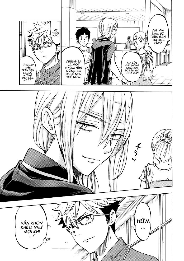Yamada-kun to 7-nin no majo chap 205 page 9 - IZTruyenTranh.com