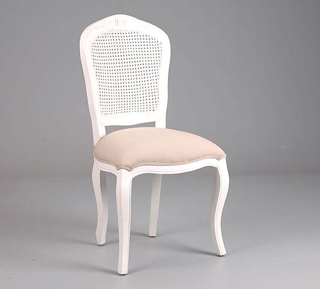 12 sillas de aire vintage y frances