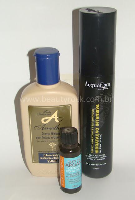 Creme pra pentear Aneethun, Acquaflora