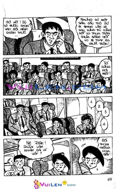 Jindodinho - Đường Dẫn Đến Khung Thành III Tập 55 page 49 Congtruyen24h