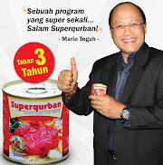 Qurban dengan yang Super???Ya SUPERQURBAN!!!