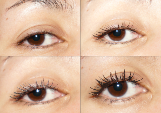 Mascara tips voor korte wimpers
