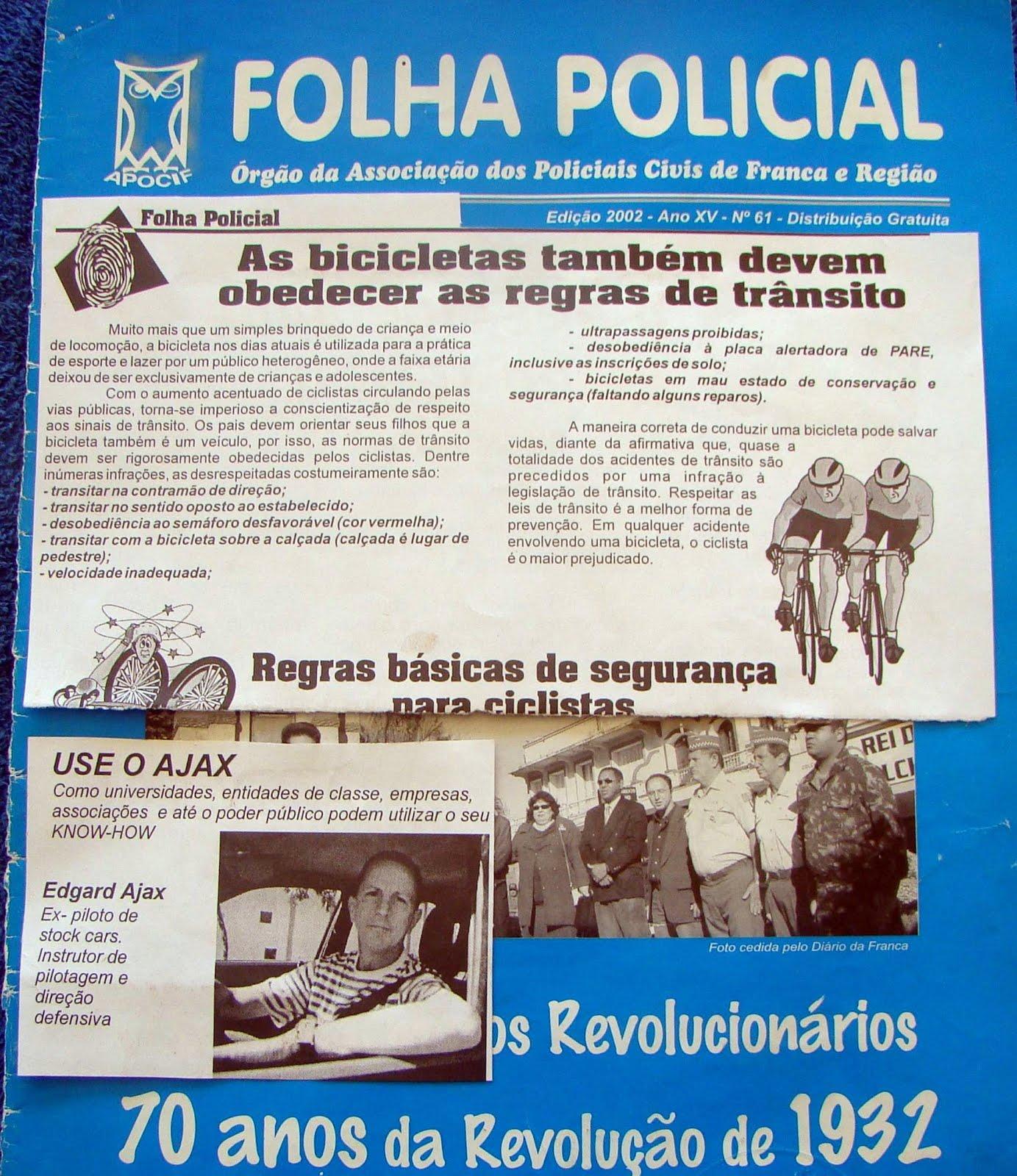 Revista Folha Policial