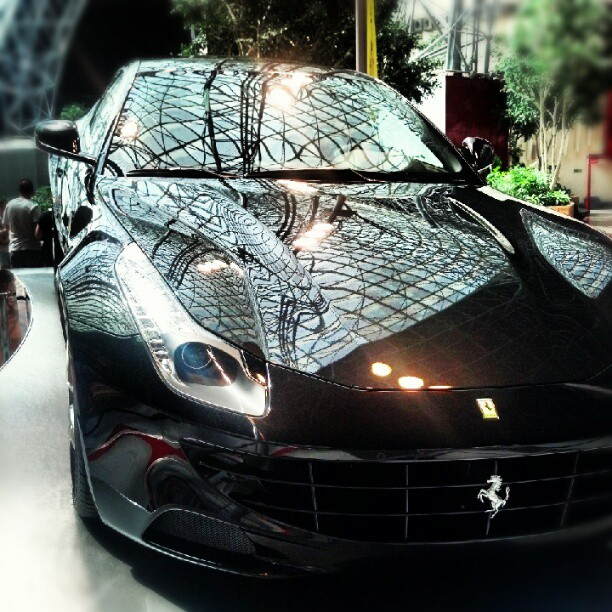 Ferrari FF From Instagram - Cars & Life