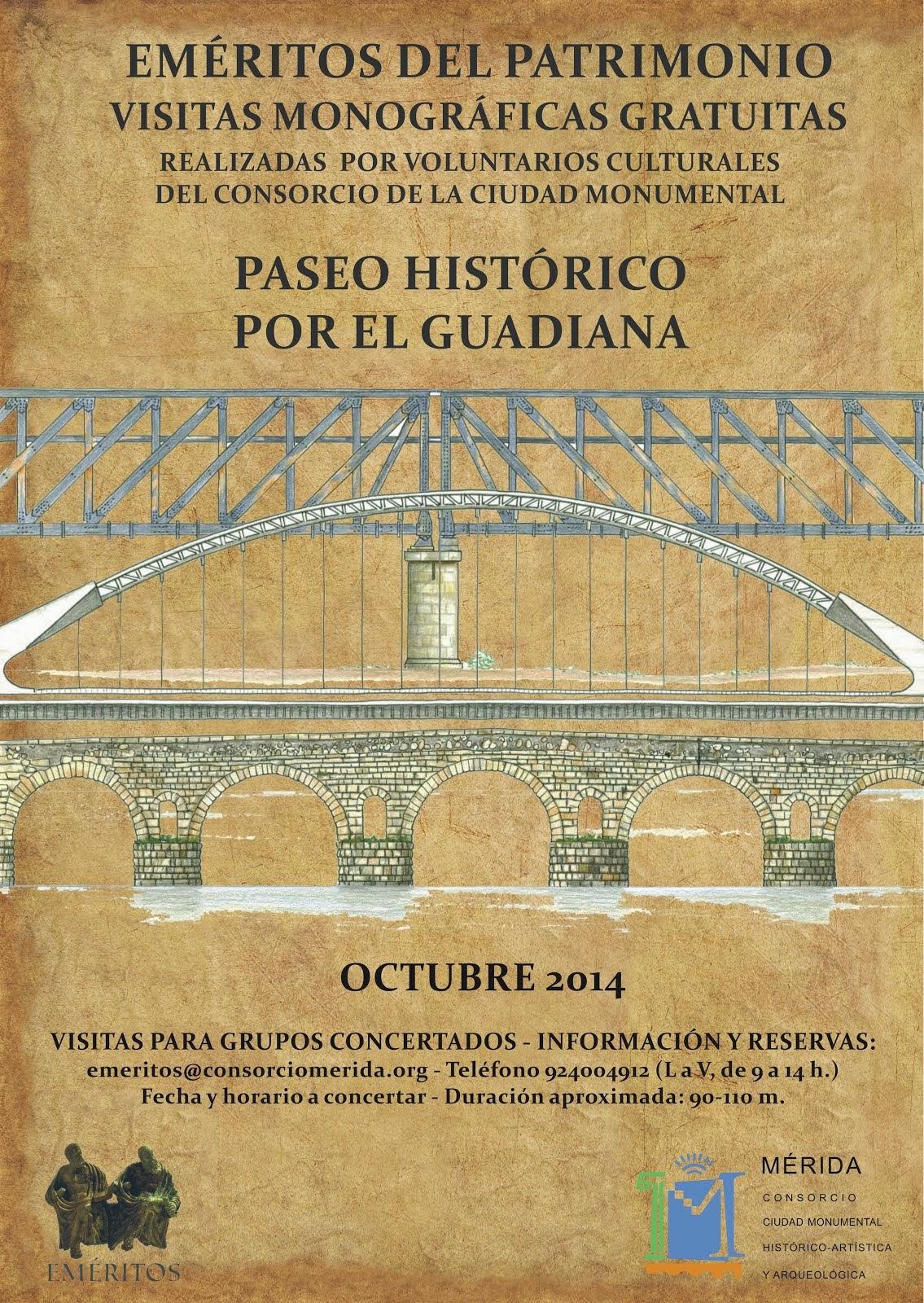Paseos Históricos Guadiana