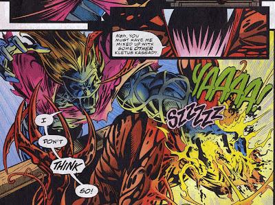Carnage Kaine Amazing Spider-Man 403