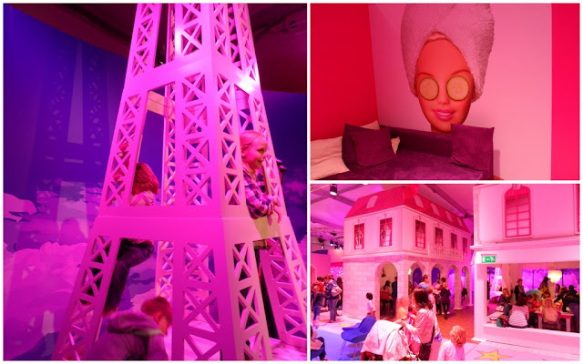 Barbie the dreamhouse experience berlin brasileiros mundo