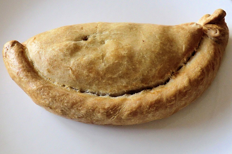 The perfect Cornish Pasty