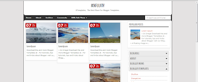 Download Template MXfluity