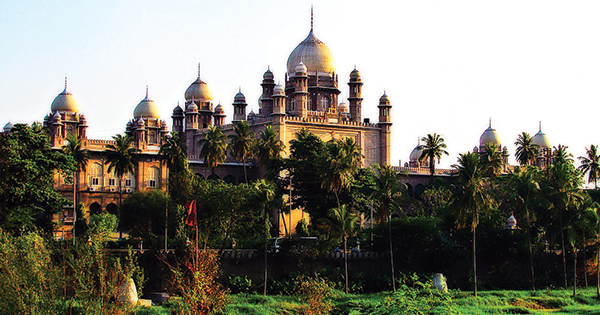Like to travel. Try Hyderabad - or the 'City of Pearls'