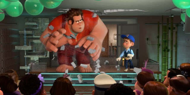 Wreck-It Ralph and Fix-it Felix