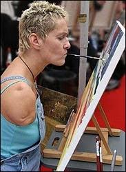 Alison Lapper...