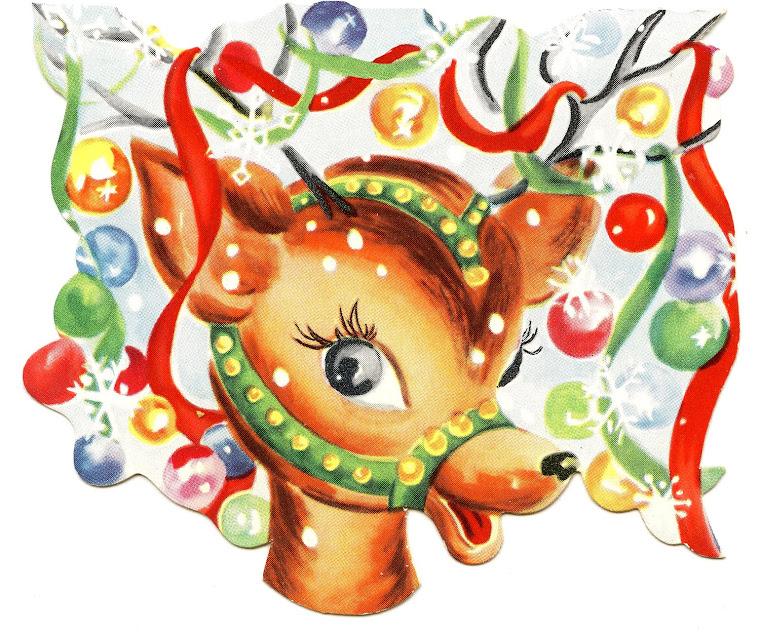 Reindeer games!