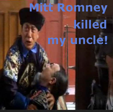 Mitt Romney killed Chan Wangs uncle