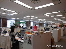 Expedia travel company Japan Office in Tokyo