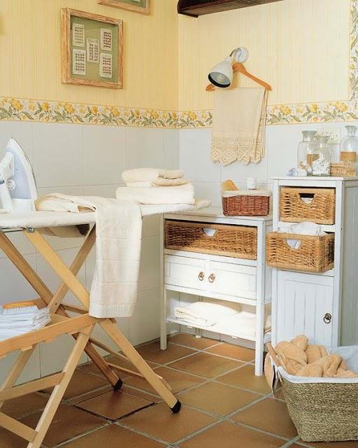 La maison 17 decoraci n interiorismo un cuarto de lavado - Cuarto de plancha ...