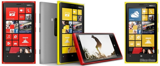 Nokia Lumia 920 Smartphone Windows Phone 8