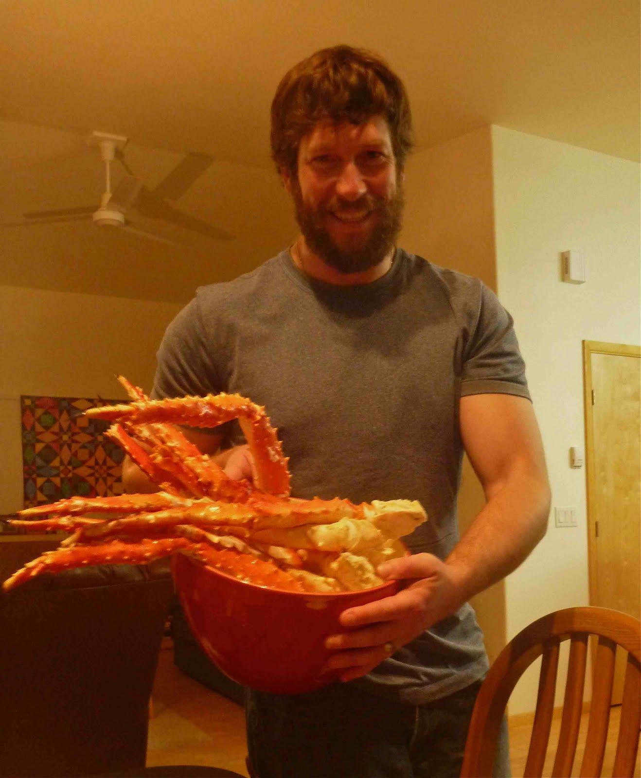 Giant King Crabs Giant Alaskan King Crab Legs