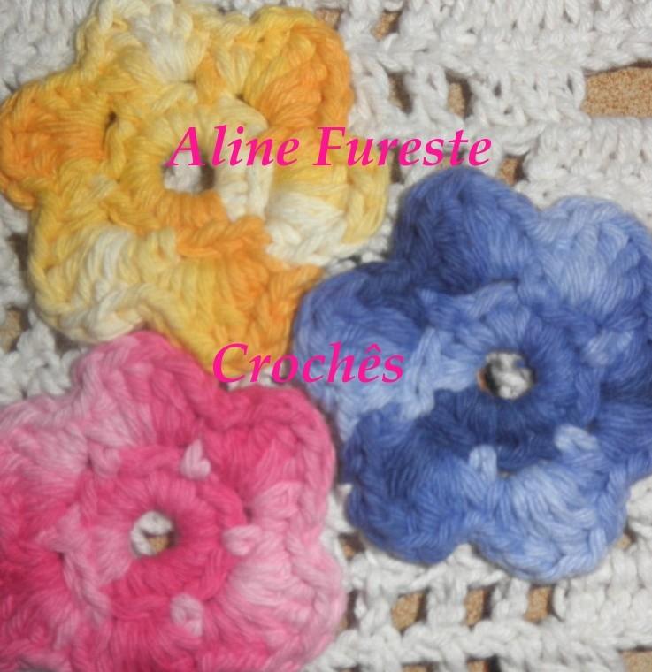 Aline Fureste Crochês