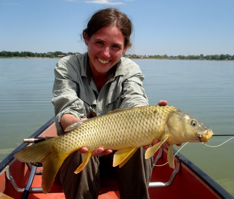 Colorado fly fishing reports august 2011 for Fly fishing canoe
