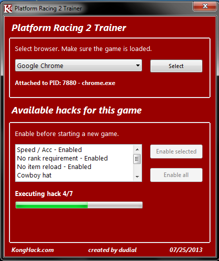 KH Easy Trainer 1.41 Free Download