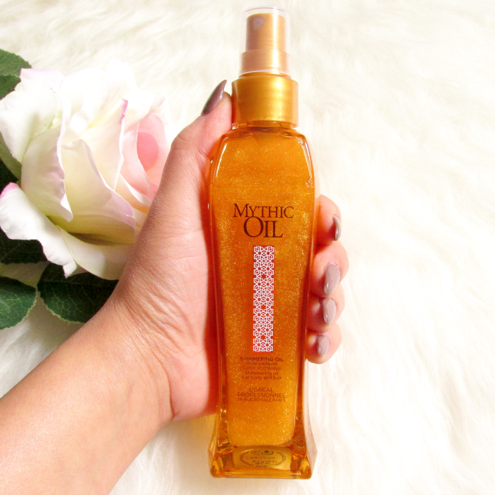 Review: L´Oréal Professional Mythic Oil Shimmering Oil - 100ml - 27.60 Euro