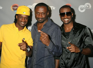 psquare brother missed peter okoye wedding