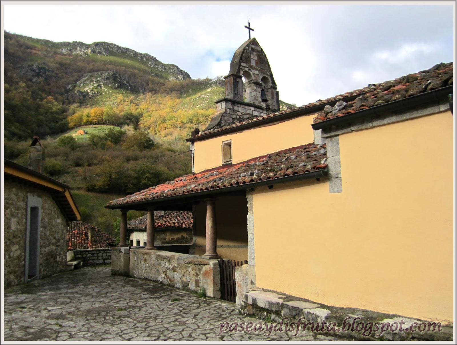Mis paseos por asturias camino natural de la senda del - Casa tradicional asturiana ...