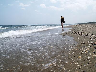Lidi ravennati: spiaggia della bassona
