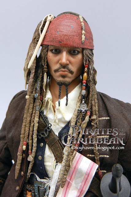 Captain Jack Sparrow Wig 92