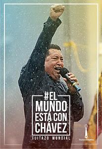 Solidaridad con el pueblo Revolucionario de Venezuela y su presidente Hugo Chávez
