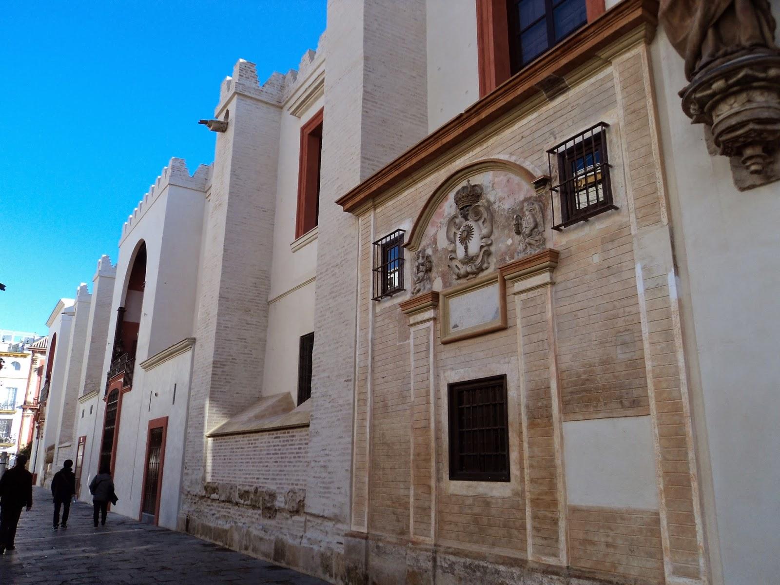 Cultura de Sevilla: enero 2015