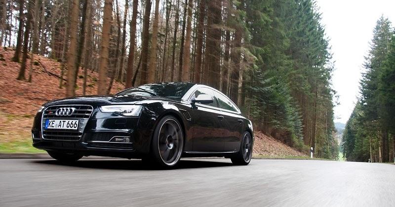 All Cars Nz 2012 Audi S5 Sportback By Abt 2013
